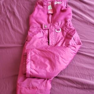 Kids snowpants/bibs